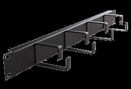 Thanh quản lý cáp ngang - Horizontal Cable Management 1U (Type 1) 1