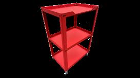 Xe để dụng cụ 3 ngăn N0R3-R (Đỏ) 2
