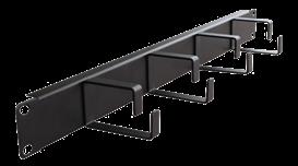 Thanh quản lý cáp ngang - Horizontal Cable Management 1U (Type 1) 2