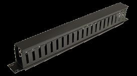 Thanh quản lý cáp ngang - Horizontal Cable Management 1U (Type 2) 2