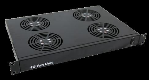 Khay quạt làm mát - Cooling Fan Tray (4 Fan)