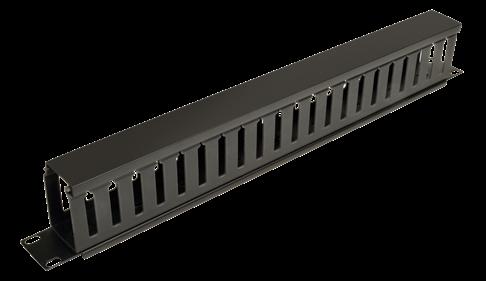 Thanh quản lý cáp ngang - Horizontal Cable Management 1U (Type 2)